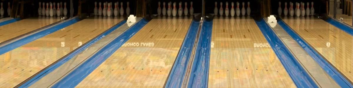 4 pistes de bowling